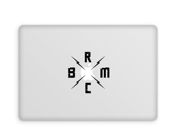 Black Rebel Motorcycle Club Decal - Vinyl Decal, Gigposter, Rock Art, Print, BRMC