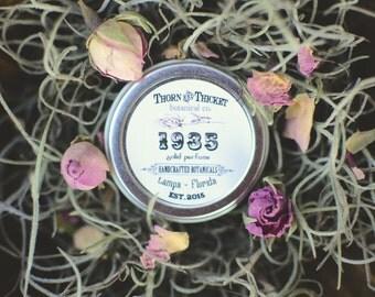 1935 solid perfume