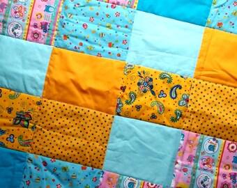 Baby Patchwork Blanket