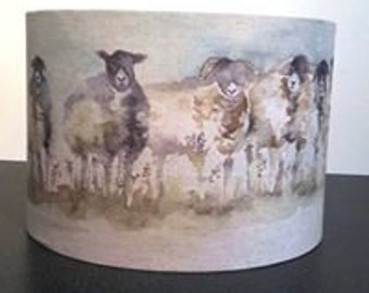 Come By Voyage Decoration 30cm Sheep lampshade