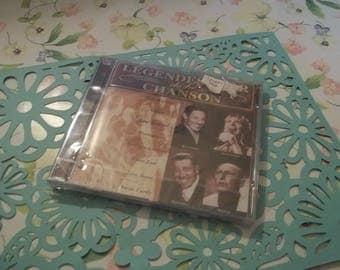 Legendes D'Or De La Chanson Vol. 5
