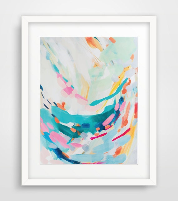Abstract art top selling items paper crown shoppe for Sell abstract art online