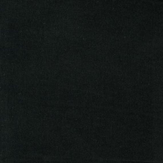 Black Corduroy Fabric, 21 wale featherweight corduroy ...