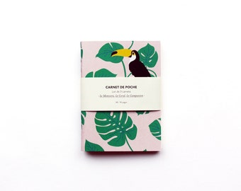 The Monstera notebook