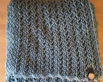 Knitted scarf-knitted shawl/scarve