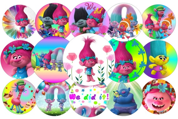 Trolls Bottle Cap Images Downloads