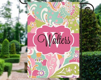 Garden Flags Personalized