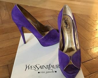 Shoes yves saint laurent