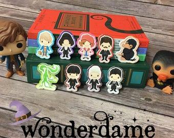 Fantastic Beast Bookmarks