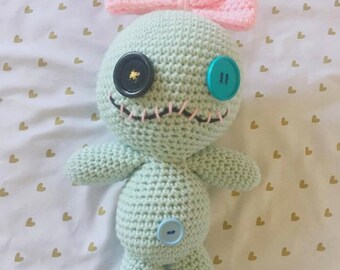 Crochet scrump doll, Scrump, Crochet scrump, Scrump amigurumi