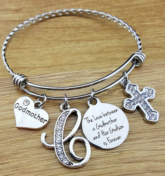 Godmother Gift Godmother Bracelet Fairy Godmother Fairy Godmother Gift Gift for Godmother Gifts for Godparents Gifts for Godmother
