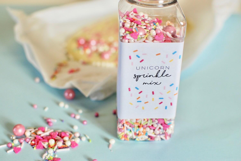 Cake Decorating Sprinkles Uk : Unicorn sprinkles cake decorating baker gifts gifts for