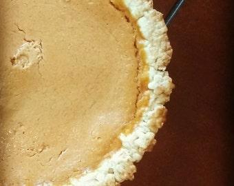 The Creamiest Pumpkin Pie Ever *SAN DIEGO ONLY*