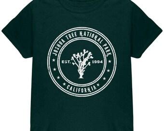 Joshua Tree National Park Youth T Shirt