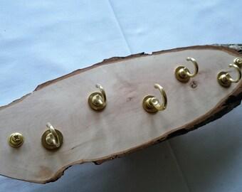 Key board wardrobe jewellery holder