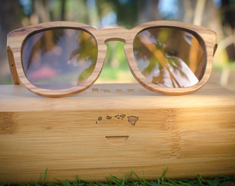 Wooden Notch Bridge Sunglasses