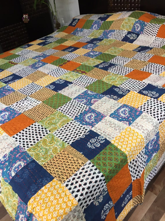 king size handmade quilts king size quilt with patchwork handmade colorful patches 8380