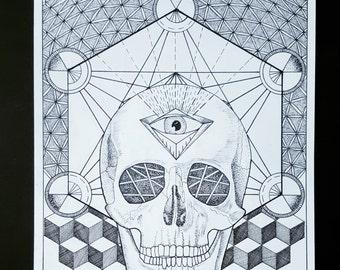 Metatron's Skull