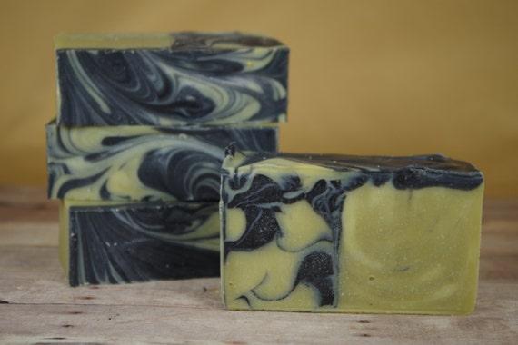 All Natural, Tea Tree, Cold Process Soap