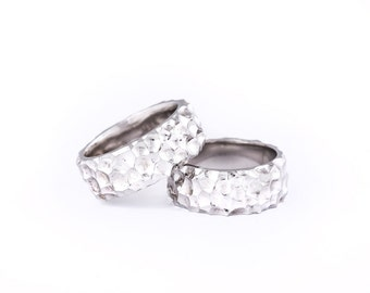 Wedding rings Amulett