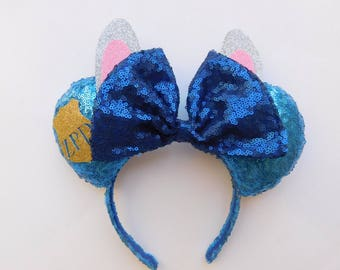Judy Hopps ZPD Minnie Ears!
