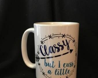 15oz Classy mug