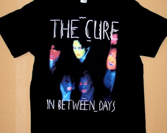 The Cure, In Between Days, T-shirt 100% Cotton