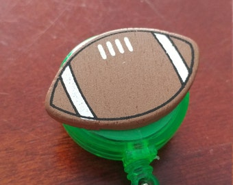 Football Badge Holder