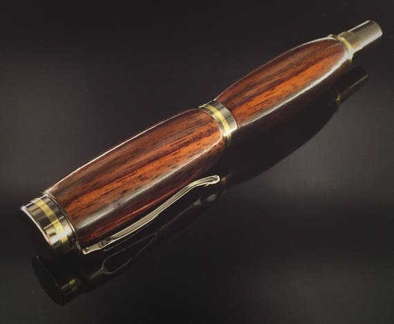 Cocobolo Rosewood Fountain Pen