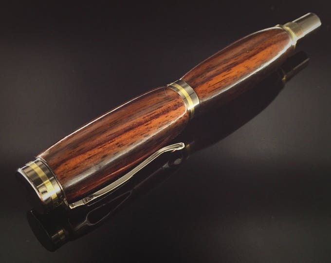 Cocobolo Rosewood Fountain Pen