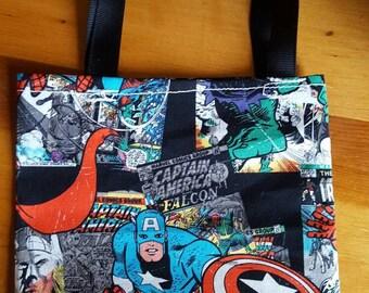 Superhero Birthday goody bags, favor bags!