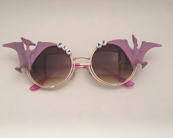 Fly AF Embellished Sunglasses