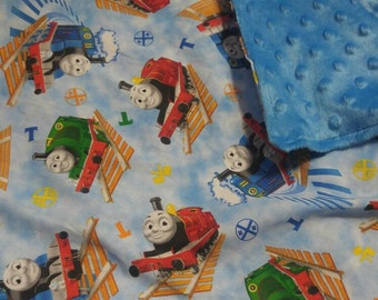 Thomas the Train Blanket 42in by 33in