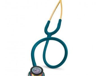 Littmann Classic 3 special chest piece finish! Custom bling Stethoscope