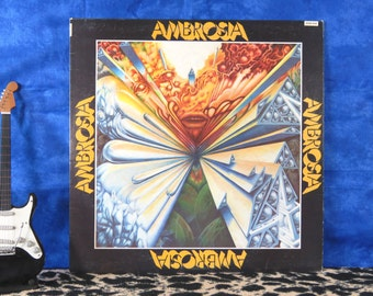 Ambrosia, vintage LP