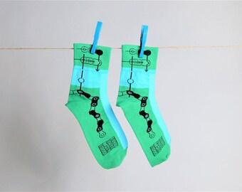 Professional bike socks Cycling socks Sport socks