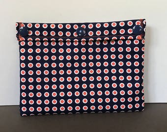 Reusable Snack Bag - Reusable Sandwich Bag - Ecofriendly Bag
