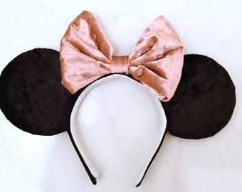 Blush Velvet Ears