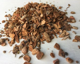Cramp Bark, Viburnum opulus (Wild Crafted) ~ Sacred Herbs and Spices from Schmerbals Herbals
