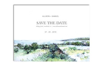 Great Lakes Save the Date