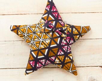 Wax star cushion
