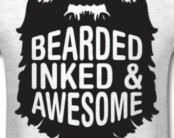 awesome beard shirt
