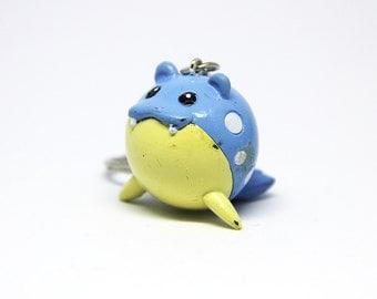 Selfmade Pokémon Keychain -  Spheal