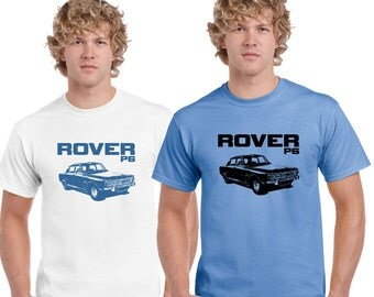 Rover P6 T-Shirt by Ameiva Apparel