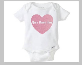 Custom Onesie| Your Text Here Onesie| Personalized Onesie| Custom Baby Onesie| Your Name Here Onesie| Baby Onesies| Personalize Onesies|Baby