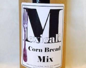 Mexicali Corn Bread