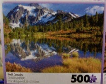 Surelox Jigsaw Puzzle 500 pieces