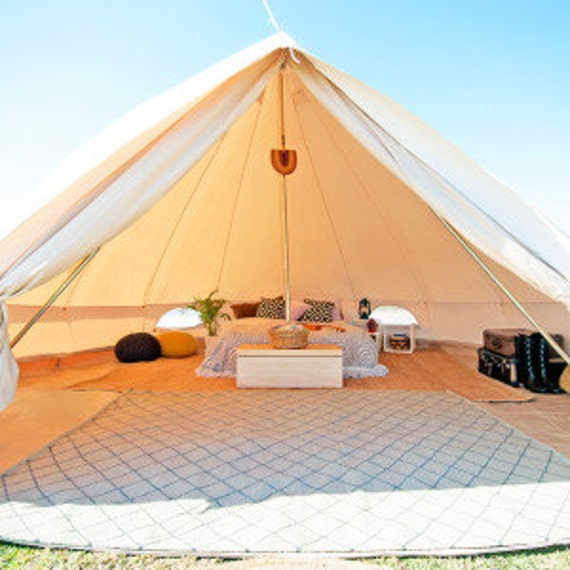 Like this item? & Canvas Bell Tent 16 ft round Festival Tent-Yurt-Bohemian