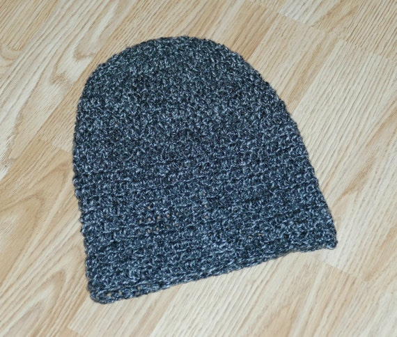 Beanie hat. Hat. Childs beanie hat. Teenagers beanie hat. Grey beanie hat. Boys beanie hat. Girls beanie hat. Beanie slouch. Ready to ship.