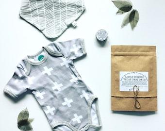 New Baby Organic Gift Box
